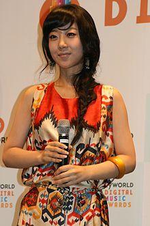 Yangpa ĉe la 2007-datita Cyworld Digital Music Awards (2).jpg