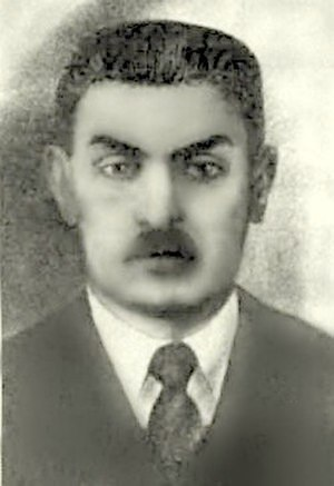 Kartamyshevska Street - Odessa gangster and killer Mishka Yaponchik in 1910s.