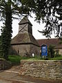 Yarpole - the bell tower - geograph.org.uk - 822552.jpg