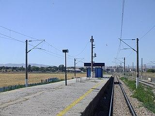 Yıldırım railway station