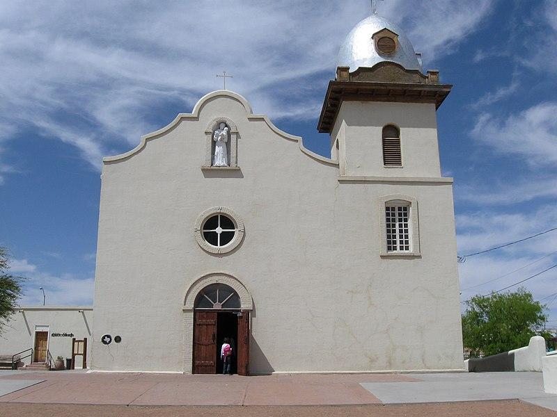 File:Ysleta Del Sur church.jpg