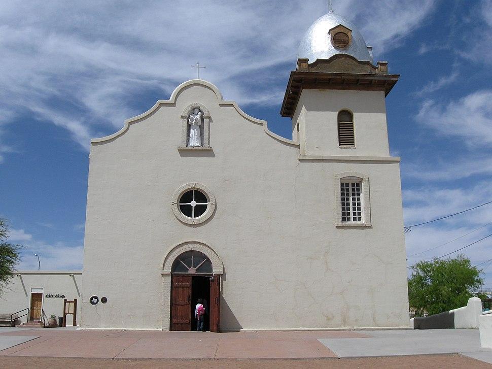 Ysleta Del Sur church