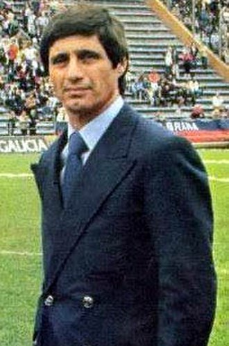 José Yudica - Yudica in 1987 as manager of Newell's Old Boys