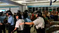 Yuen Long Station Concourse police leave 20190721.png