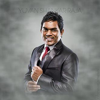 Yuvan Shankar Raja - Image: Yuvan Shankar Raja Fanart