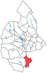 Hogdals landskommunHogdals kommune i Jämtlands amt