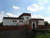 Zamek w Dubnie - 2, 2008