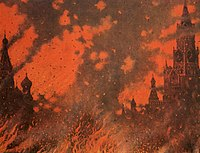 Zamoskvorechye in fire by Vereschagin.jpg
