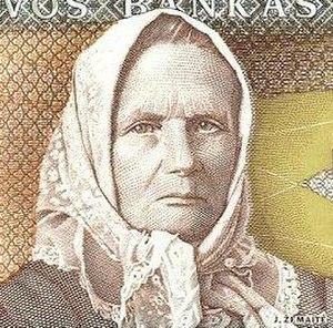 Lithuanian literature - Žemaitė (1845-1921)