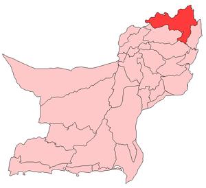 Zhob District - Image: Zhob District