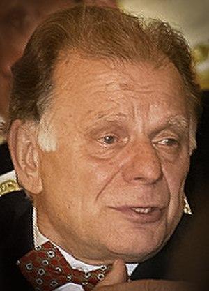 Zhores Alferov - Alferov in 2003