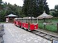 Zoo Praha, dětská tramvaj (04).jpg