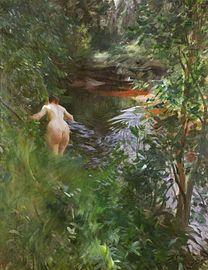 ZORN Anders: In Gopsmor 1905