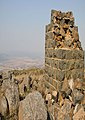 Zululand - Babanago - Mt Itala Boer War Battlefield - 1901 - Summit Monument - S 28.31.149 E 31.02.140 Elev 1472m - SAHRA - new.jpg