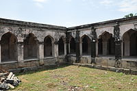 """Arch type of Consructions inside the Fort of Attur"".JPG"