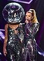 """""""Världen behöver just dig"""" 01 & Clara Henry 01 (cropped) @ Melodifestivalen 2017 - Jonatan Svensson Glad.jpg"""