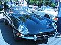 '67 Jaguar E-Type XKE (Auto classique Pointe-Claire '11).JPG