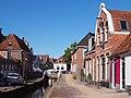 't Nauw (binnengracht), Wortelhaven-Kereweer, Dokkum.JPG