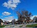 (((میدان شهر داری مراغه در اوایل بهار ))) - panoramio.jpg