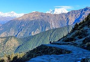 Tungnath - Tungnath Trail in Uttarakhand