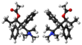 (R,R) and (S,S)-Alphacetylmethadol isomers ball.png
