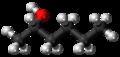 (S)-Hexan-2-ol 3D ball.png