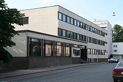 Åbo Akademin kauppakorkeakoulu – Wikipedia