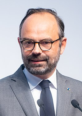Édouard Philippe in 2019