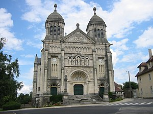 Ferreolus and Ferrutio - Image: Église Saint Ferjeux