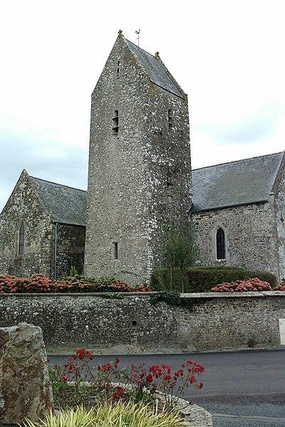 Église Saint-Malo de Canville-la-Rocque