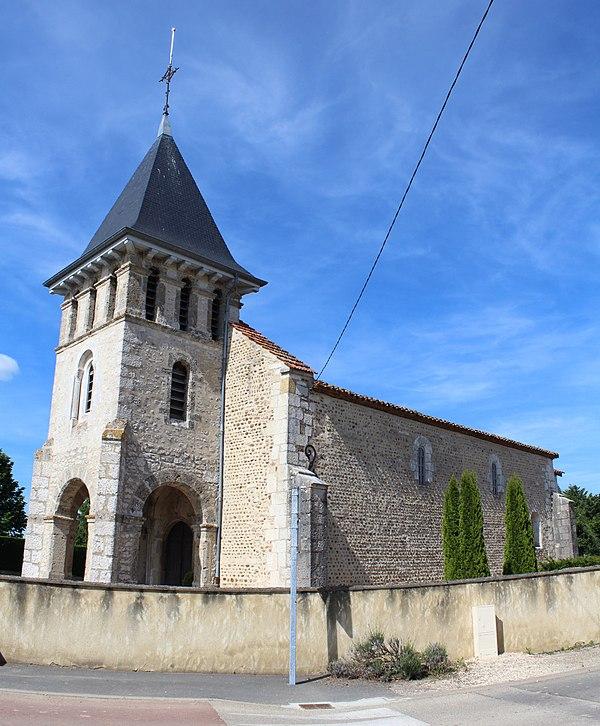 Photo de la ville Saint-André-le-Bouchoux