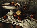Émile Bernard Nature Morte aux Pommes after Cezanne 1904.jpg