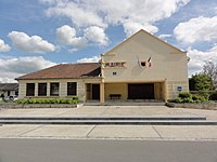 Étouvelles (Aisne) mairie.JPG