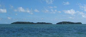 Die Îles du Salut