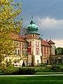 Łańcut - Zamek Lubomirskich i Potockich - IMG 1150.jpg