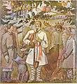 Ілюстрацыя да казкі «Змей», мастак Язэп Горыд, 1929.jpg