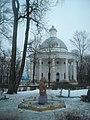 Вид на музей колокольчиков с детской площадки - panoramio.jpg