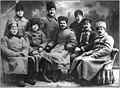 В. И. Чапаев в группе комсостава. 1918 г.jpg