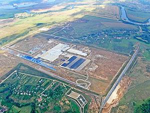 Kaluga Oblast - Industrial Park Rosva