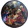 Икона Рождество Христово, XVIII в. ГТГ.jpg