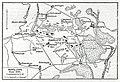 Карта к статье «Марс-ла-Тур» № 3. Военная энциклопедия Сытина (Санкт-Петербург, 1911-1915).jpg