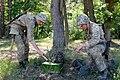Курсанти Національної академії сухопутних військ вдосконалюють свої практичні навички на полігоні (43402925371).jpg