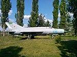 МиГ-21 бис Н.Новгород, парк Победы.jpg