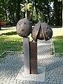 Міський сад, відзнака київським каштанам.JPG