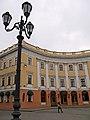 Одеса - Будинок Завадовського (Приморський бул., 8) P1050220.JPG