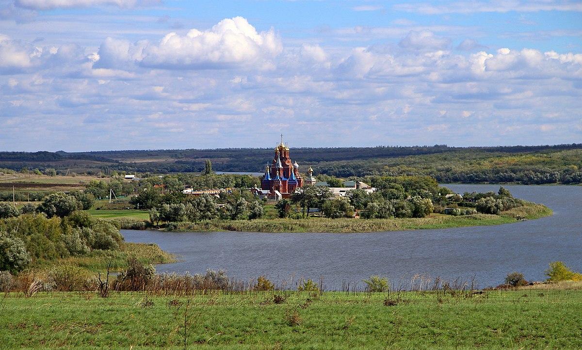 свято михайловский монастырь