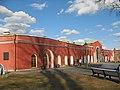 Петропавловская крепость, Иоанновский равелин и ворота.jpg