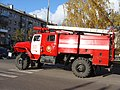 Пожарный автомобиль ПЧ-33 г. Коряжма.JPG