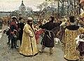 Приезд царей Иоанна и Петра Алексеевичей.jpg