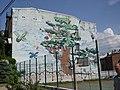 Ростов-на-Дону, ул.Большая Садовая,174, рисунок на стене, 28.05.2015 - panoramio.jpg